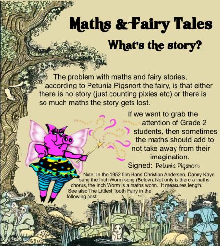 Mathspig Fairy Petunia Pigsnort