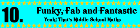 10 Funky, fab and Fantastic