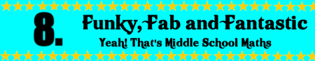 Mathspig Funky, fab & Fantastic 8