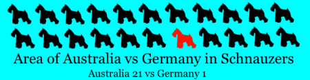 area-of-australia-vs-germany-in-schnauzers