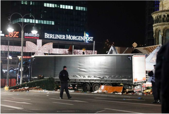 Berlin Christmas Maraket Attack 2016, ABC
