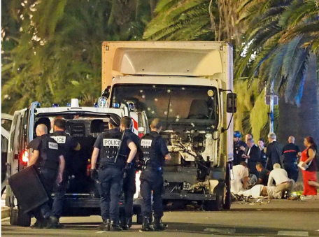 NIce Truck Attack 2016 The Independent, UK
